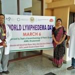 (L - R) Dr. Sukdev Nayak, Dr. Sumita Mohanty and Dr. Abhijit Dam.