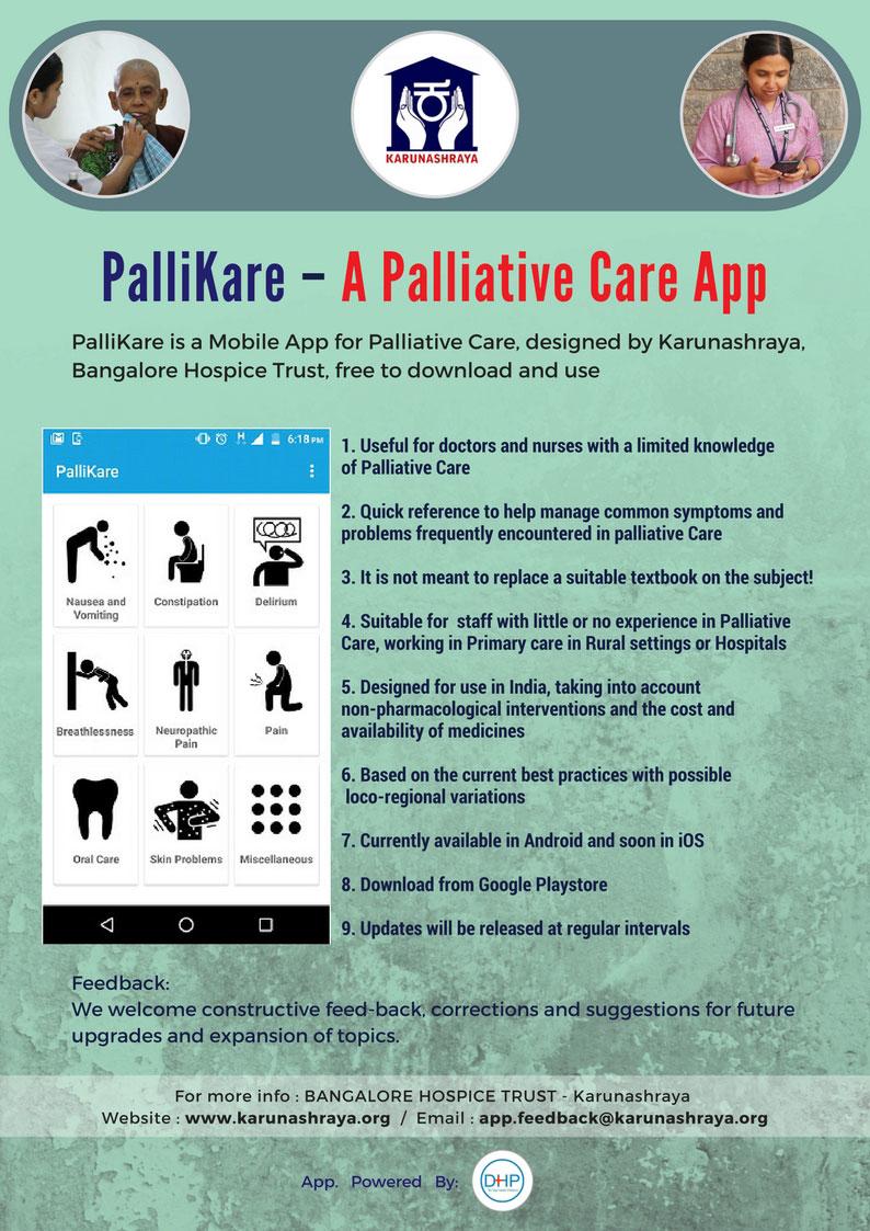 Indian Association of Palliative Care   Free Palliative Care