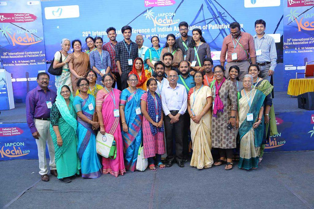 Radha Krishanan and team